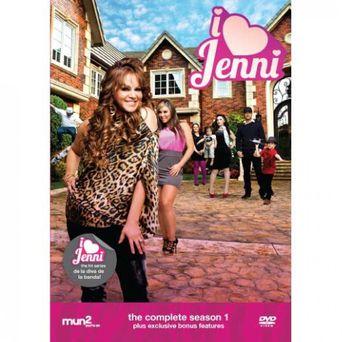 I Love Jenni Poster