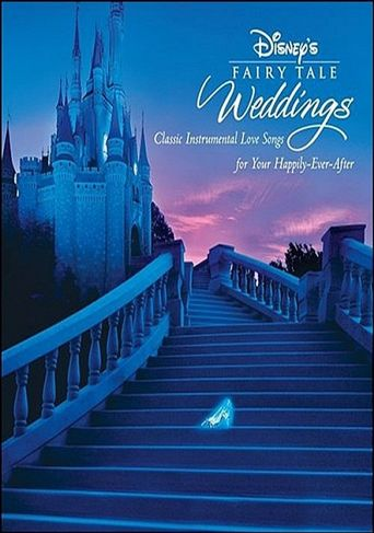 Disney's Fairy Tale Weddings Poster