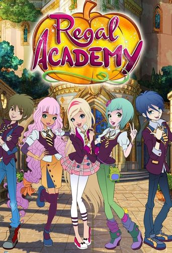 Regal Academy Poster