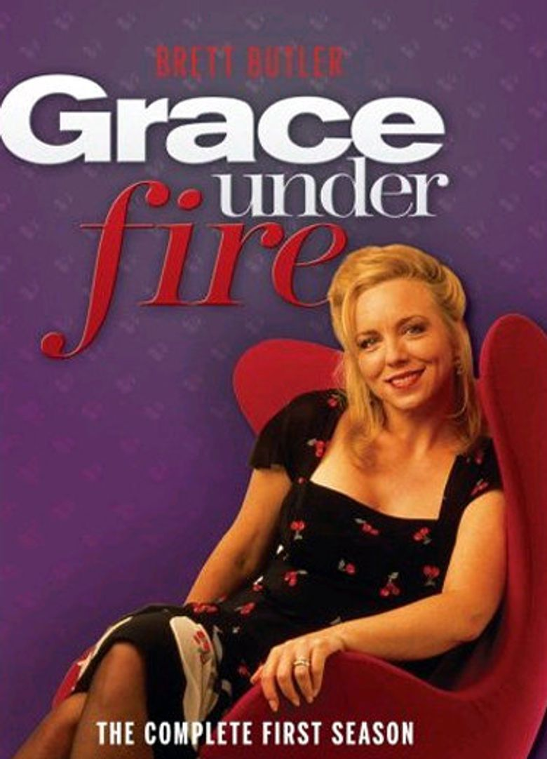 Grace Under Fire Poster