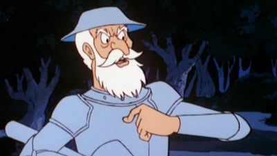 Season 01, Episode 46 The Ghost of Don Quixote