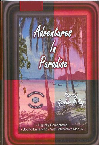 Adventures in Paradise Poster