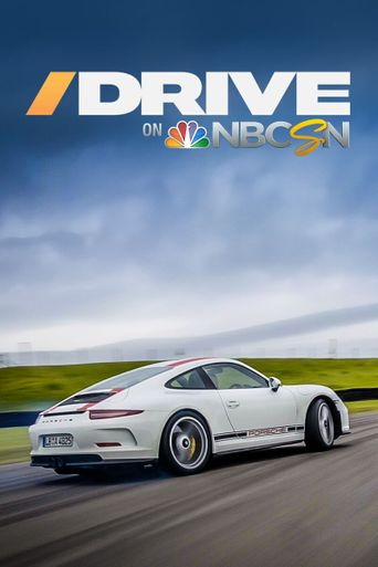 /DRIVE on NBC Sports Poster