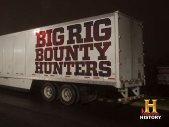 Big Rig Bounty Hunters Poster