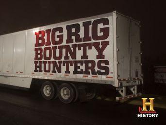 Big Rig Bounty Hunters Poster