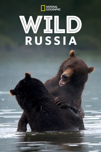 Wild Russia Poster