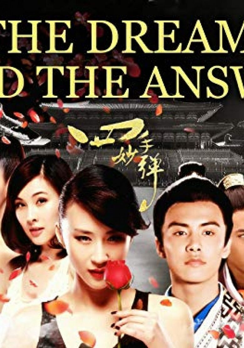 In the Dream to Find the Answer Poster
