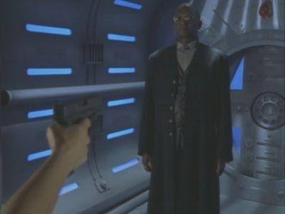 Season 01, Episode 15 Dark and Stormy Night