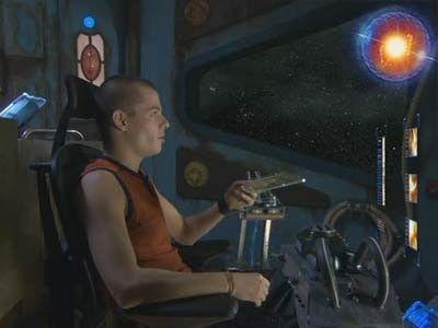 Season 02, Episode 21 Hyperspace I