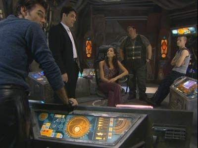 Season 02, Episode 20 License to Fill