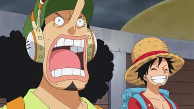 Season 18, Episode 06 The New Warlord! The Legendary Whitebeard's son appears!