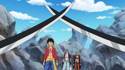 Season 18, Episode 04 A Desperate Situation - Luffy Fights a Battle in Extreme Heat!