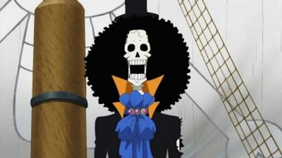Season 13, Episode 03 Brook`s Hard Struggle - The Difficult Path to Becoming a True Nakama