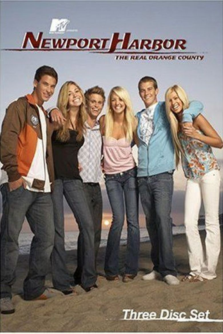 Newport Harbor: The Real Orange County Poster