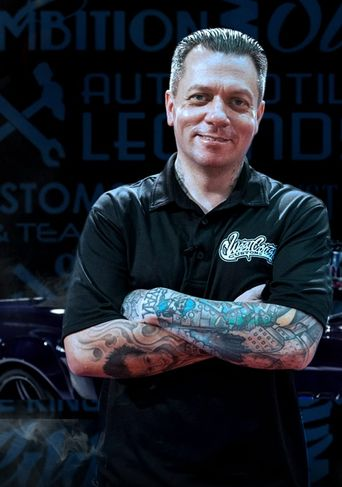 Inside West Coast Customs Poster