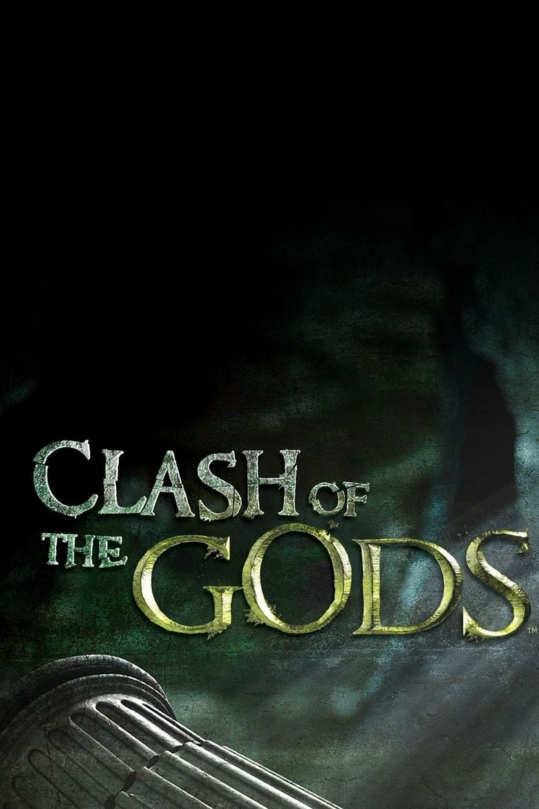 Clash of the Gods Poster