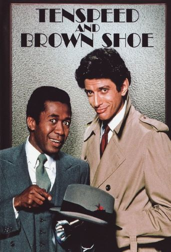 Tenspeed and Brown Shoe Poster
