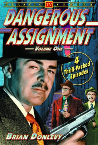 Dangerous Assignment Poster