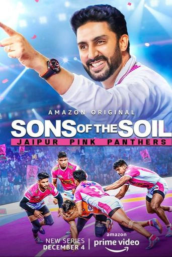 Sons of The Soil - Jaipur Pink Panthers Poster