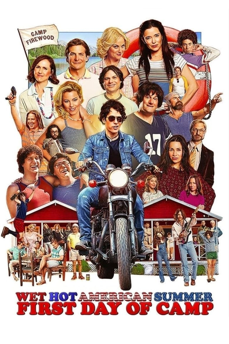 Wet Hot American Summer: First Day of Camp Poster