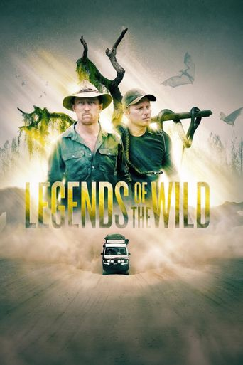 Legends of the Wild Poster