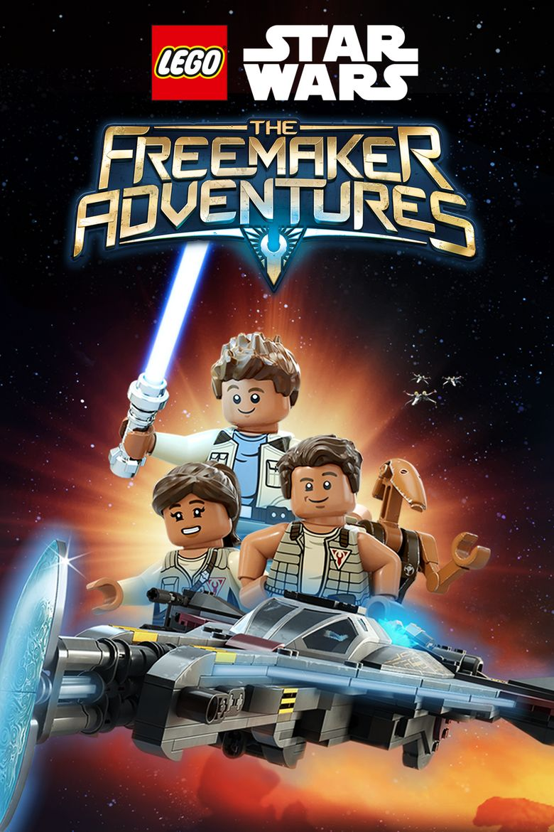 Lego Star Wars: The Freemaker Adventures Poster