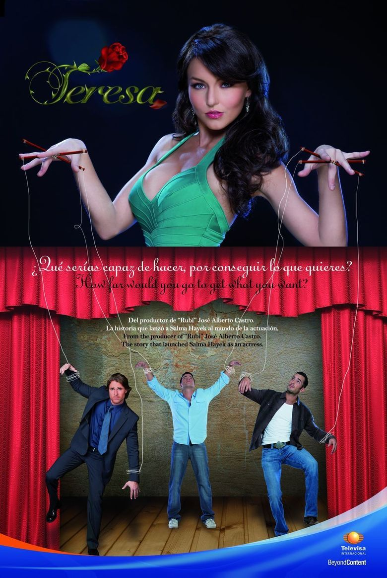 Angelique Boyer Movies And Tv Shows teresa - watch episodes on netflix or streaming online