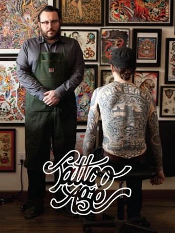 Tattoo Age Poster