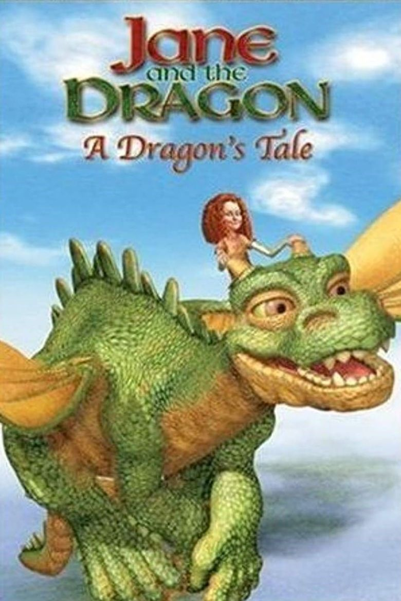 Jane and the Dragon Poster