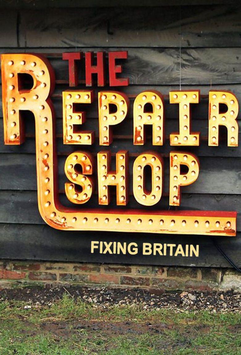 The Repair Shop: Fixing Britain Poster