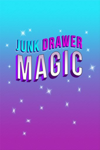 Junk Drawer Magic Poster