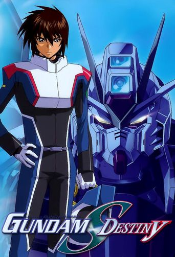 Mobile Suit Gundam Seed Destiny Poster