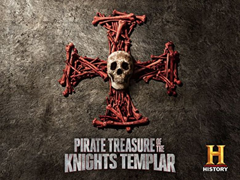 Pirate Treasure of the Knight's Templar Poster