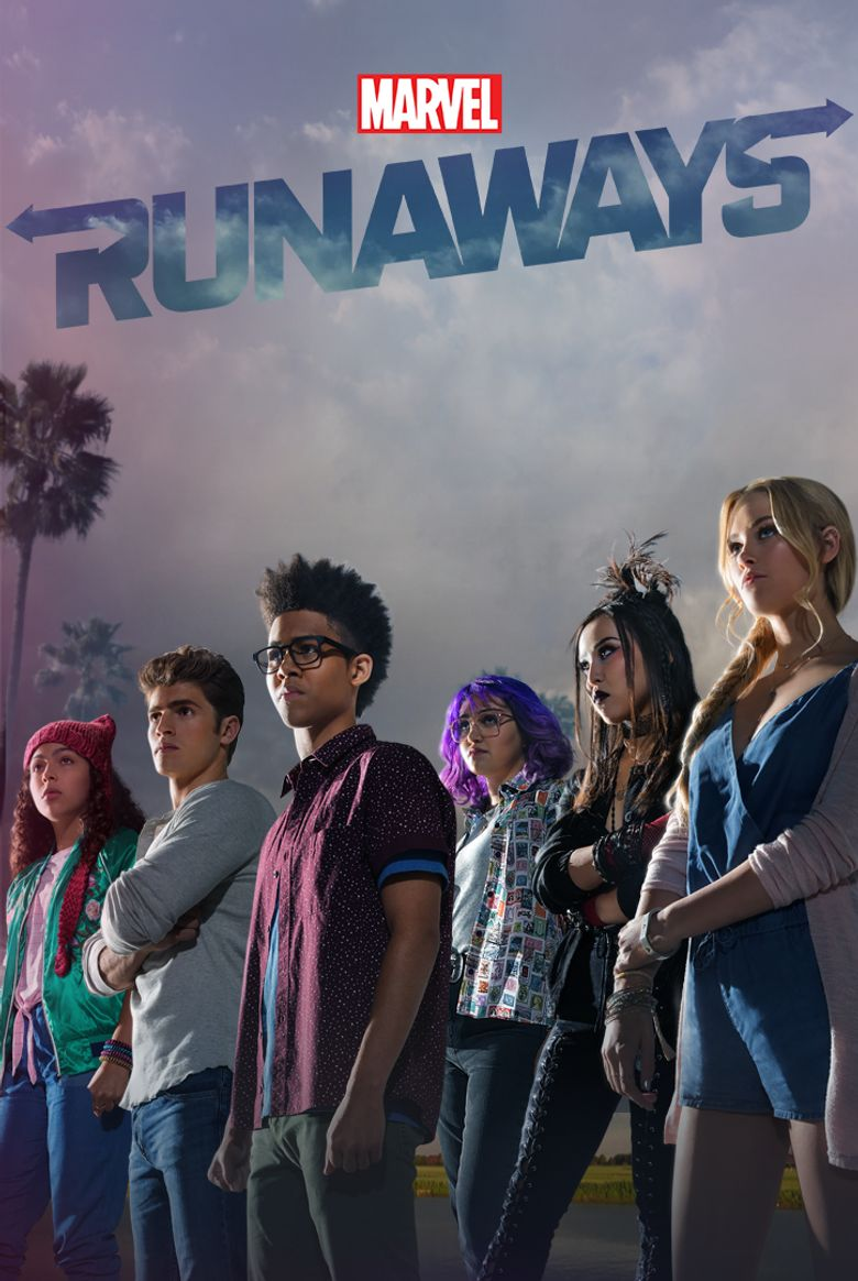 Marvel S Runaways Watch Episodes On Disney Hulu And Streaming Online Reelgood
