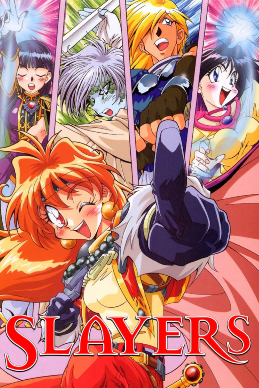 Slayers Poster