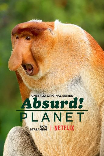 Absurd Planet Poster