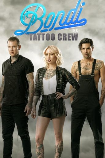 Bondi Ink Tattoo Crew Poster