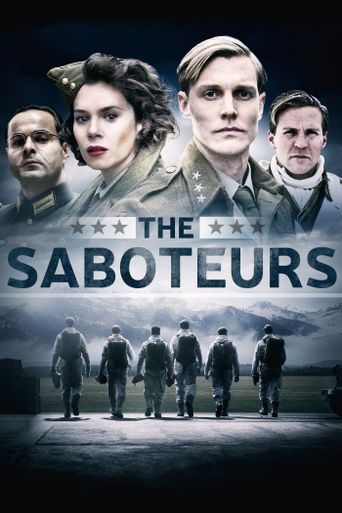 The Saboteurs Poster