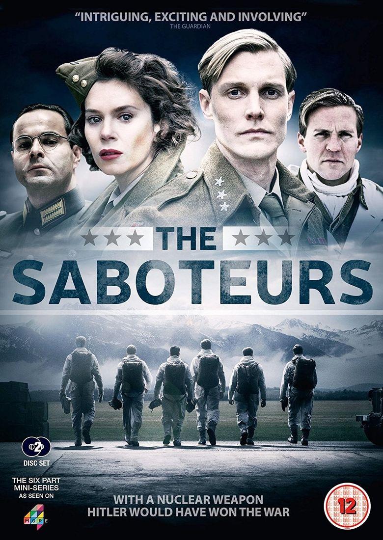 The Saboteurs Poster