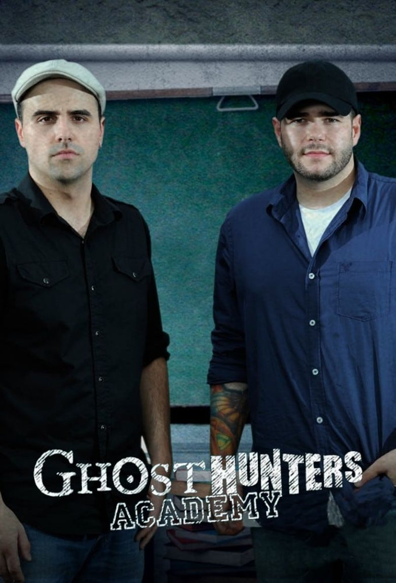 Ghost Hunters Academy Poster