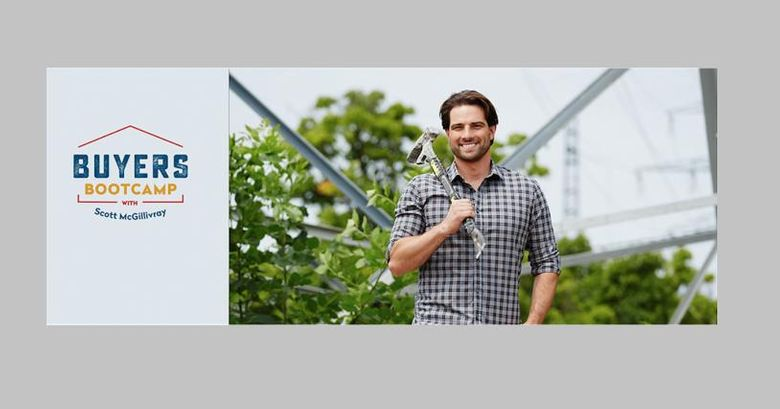 Buyers Bootcamp with Scott McGillivray Poster