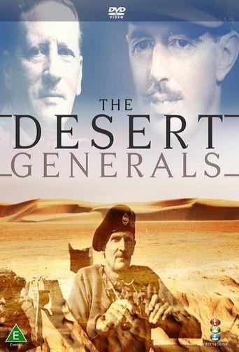The Desert Generals Poster