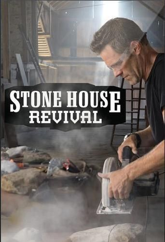 Stone House Revival Poster