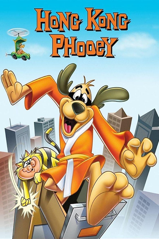 Hong Kong Phooey Poster