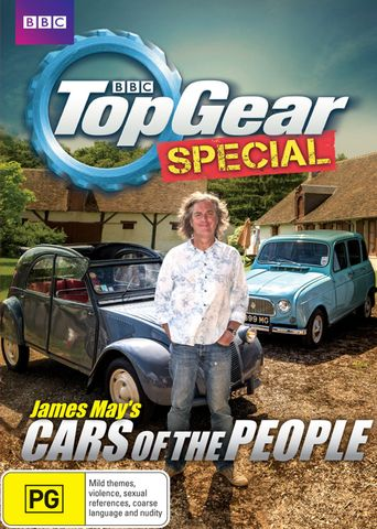 James May's Cars of the People Poster