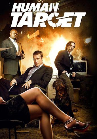 Human Target Poster