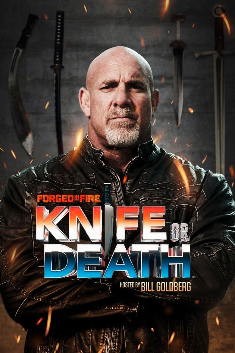 Forged in Fire: Knife or Death Poster