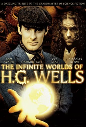 The Infinite Worlds of H.G. Wells Poster