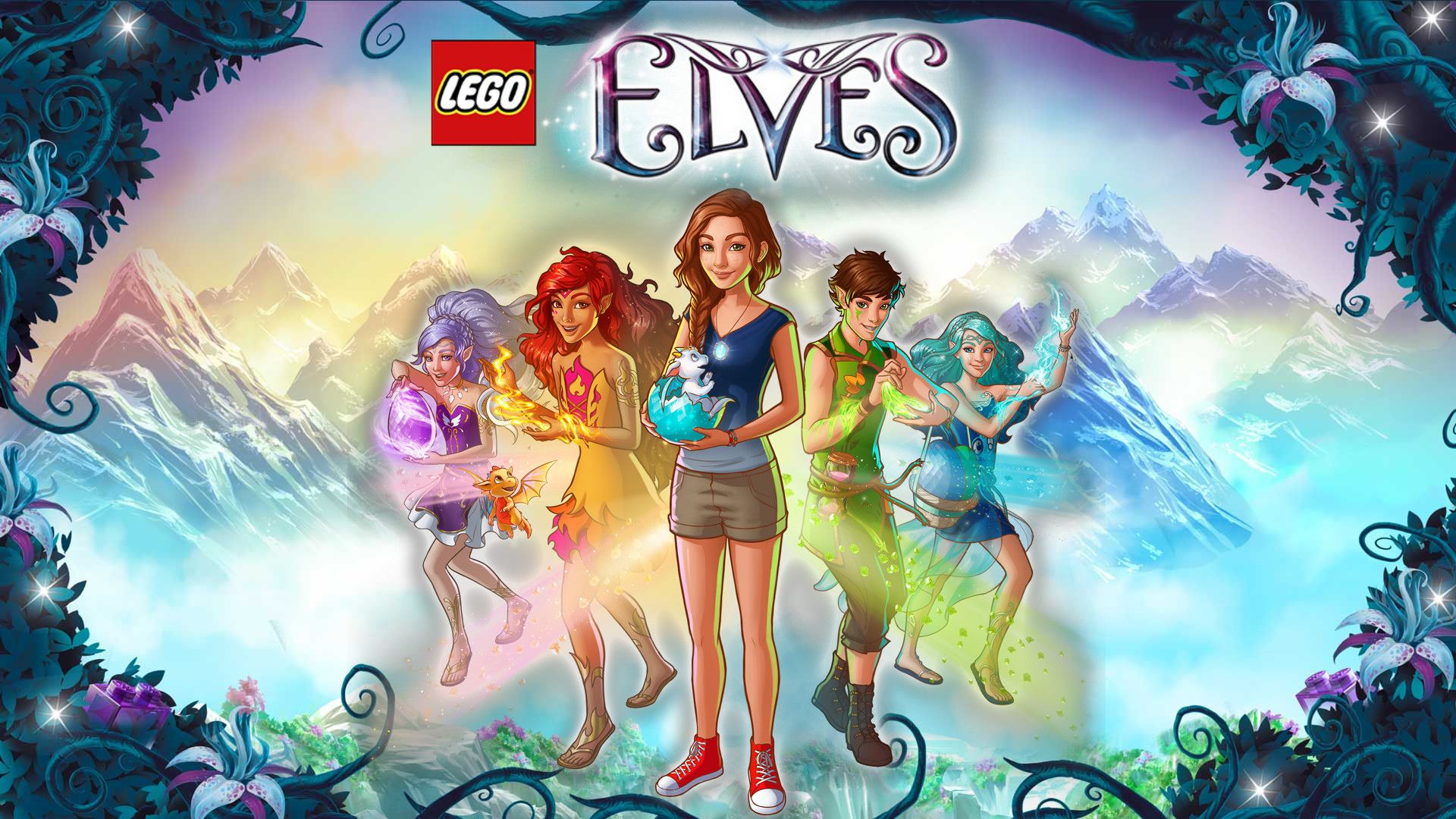 Lego Elves Wallpaper
