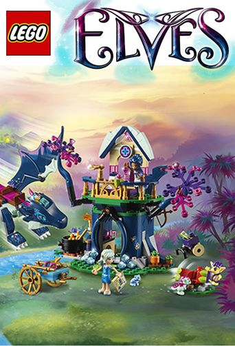 LEGO Elves Poster